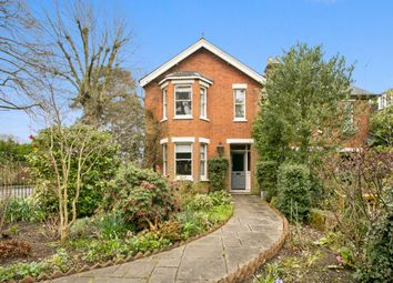 Thumbnail 4 bed semi-detached house to rent in Furze Platt Road, Maidenhead