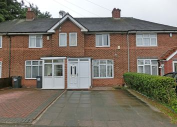 Thumbnail 2 bed terraced house for sale in Shaftmoor Lane, Hall Green, Birmingham