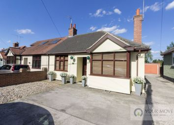 Thumbnail 3 bed bungalow for sale in Gorleston Road, Lowestoft