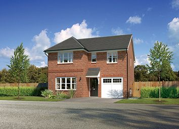 "Thumbnail 4 bed detached house for sale in ""Dukeswood"" At Bolton Road, Adlington, Chorley PR6, Adlington,"