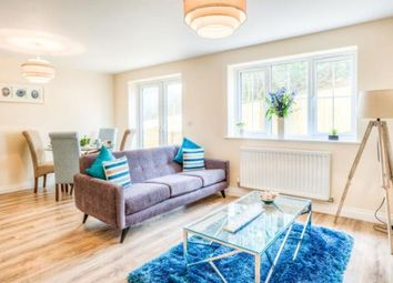 Thumbnail 3 bed detached house for sale in Moorbrooke, 6 Silverbirch Close, Hartshill, Nuneaton