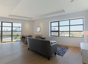 Thumbnail 3 bedroom flat for sale in Montagu House, London City Island, London