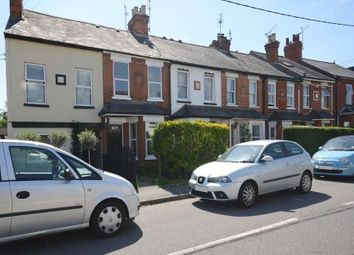 Thumbnail 2 bed terraced house to rent in St. Georges Road, Badshot Lea, Farnham