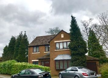 Thumbnail 4 bed detached house to rent in Church Meadow, Hyde