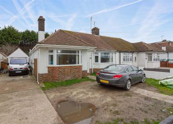 3 bed semi-detached bungalow for sale in Western Road, Sompting, Lancing BN15