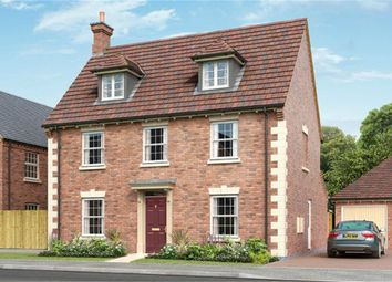 Thumbnail 5 bed detached house for sale in Sutton Park, Broughton Astley, Leicester