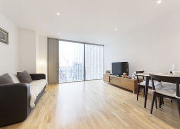 Thumbnail 1 bedroom flat to rent in The Landmark, West Tower, 22 Marsh Wall, London