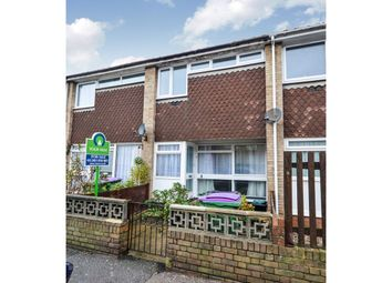 Thumbnail 2 bed terraced house for sale in Dover Road, Folkestone