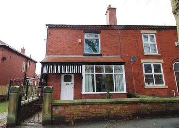 Thumbnail 3 bed end terrace house for sale in Walkden Road, Worsley, Manchester
