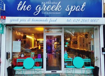 Thumbnail Restaurant/cafe for sale in Whitchurch Road, Heath, Cardiff