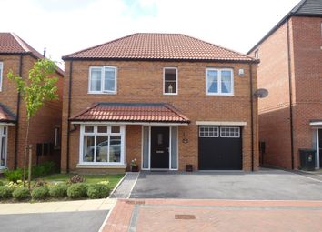 Thumbnail 4 bed detached house for sale in Avocet Close, Mexborough