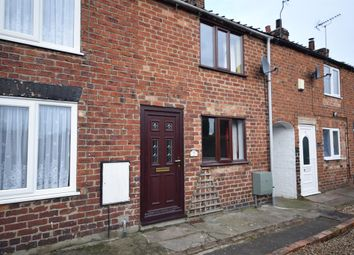 Thumbnail 2 bed terraced house to rent in Francis Terrace, Driffield
