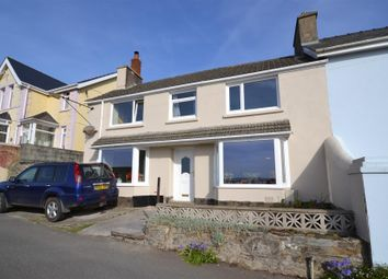 Thumbnail 4 bed semi-detached house for sale in 109 Church Road, Llanstadwell, Neyland