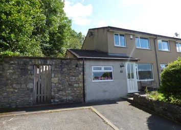 Thumbnail 4 bed end terrace house for sale in Hayclose Crescent, Kendal, Cumbria