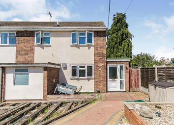 Chapel Road, West Bergholt, Colchester CO6. 3 bed semi-detached house