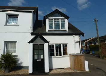Thumbnail 1 bed semi-detached house for sale in Greenhill Avenue, Exmouth