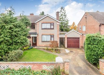 Thumbnail 3 bed semi-detached house for sale in Manor Road, Rushden