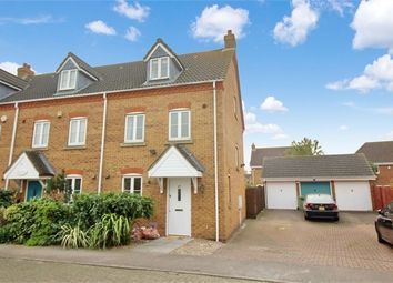 Thumbnail 3 bed end terrace house to rent in St Bartholomews, Monkston, Milton Keynes, Buckinghamshire
