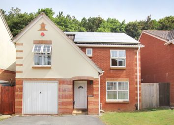 Thumbnail 4 bed detached house to rent in The Hollows, Plymouth