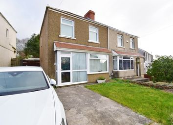 3 bed semi-detached house for sale in Pentregethin Road, Gendros, Swansea SA5