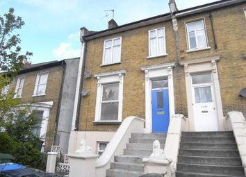 Thumbnail 2 bed flat for sale in Basement Flat, 210 Herbert Road, London