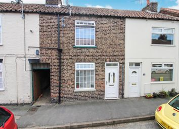 Thumbnail 3 bed cottage for sale in Priestgate, Nafferton, Driffield