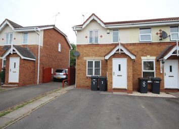 Thumbnail 2 bed end terrace house for sale in Melfort Close, Nuneaton