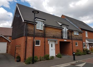 Thumbnail 2 bed maisonette to rent in Fragorum Fields, Fareham