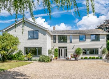 Thumbnail 5 bed detached house for sale in Beacon Hill, Wickham Bishops, Witham, Essex