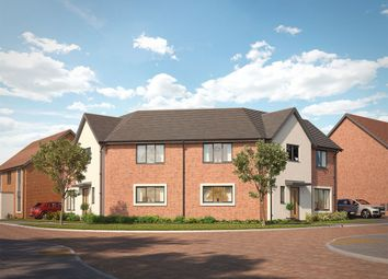 """Thumbnail 3 bed property for sale in """"The Kensington"""" at Crick Road, Hillmorton, Rugby"""