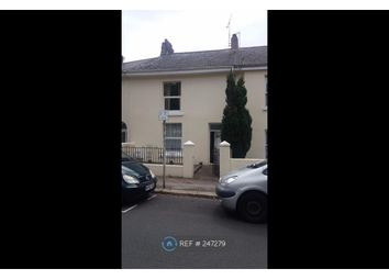 Thumbnail 4 bed terraced house to rent in North Road West, Plymouth
