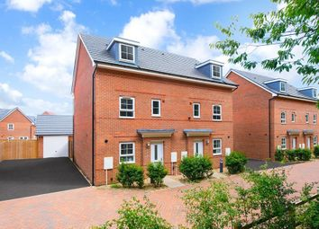"4 bed semi-detached house for sale in ""Woodcote"" at Prior Deram Walk, Coventry CV4"