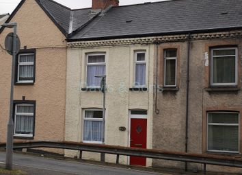 Thumbnail 2 bed terraced house for sale in Cefn Road, Rogerstone, Newport.