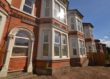 Thumbnail 3 bed flat to rent in Ebury Road, Nottingham