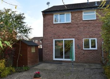 Thumbnail 1 bed end terrace house for sale in Arrow Road, Shawbirch, Telford