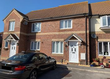 Thumbnail 2 bed terraced house to rent in Keel Close, Gosport