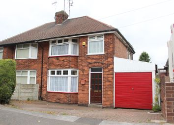 Thumbnail 3 bedroom semi-detached house for sale in Clumber Street, Kirkby-In-Ashfield, Nottingham