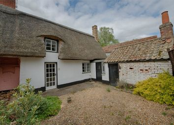 Thumbnail 2 bed cottage for sale in Church Road, Brampton, Huntingdon