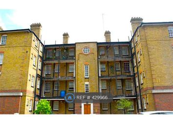 Thumbnail 2 bed flat to rent in Naval Row, London