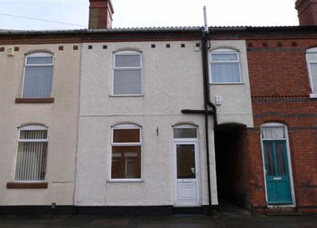 Thumbnail 2 bed terraced house to rent in George Street, Sutton-In-Ashfield, Nottinghamshire