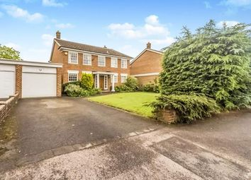 Thumbnail 4 bed detached house for sale in Ison Close, Biddenham, Bedford, Bedfordshire