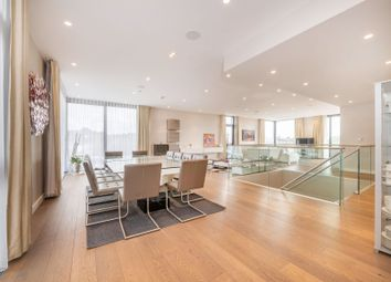 Thumbnail 4 bed flat for sale in Lightworks Apartments, 1B Devonshire Place, London, Greater London