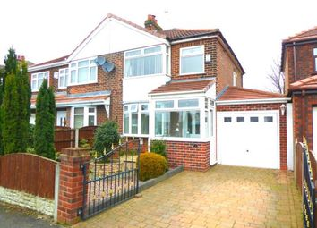 Thumbnail 2 bed semi-detached house for sale in Walton Avenue, Penketh, Warrington, Cheshire