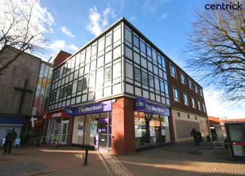Thumbnail 1 bedroom flat to rent in Unicorn House, Church Green West, Redditch