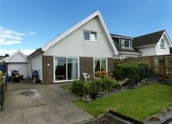Thumbnail 3 bed detached house for sale in Headland Road, Bishopston, Swansea, West Glamorgan