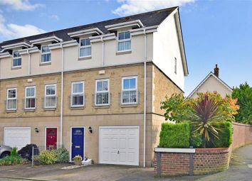 Thumbnail 4 bed end terrace house for sale in Hornbeam Square, Bullen Village, Ryde, Isle Of Wight