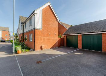 Thumbnail 4 bed property for sale in Heron Road, Costessey, Norwich