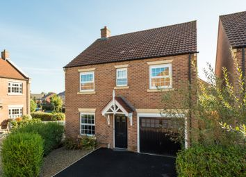 Thumbnail 4 bed detached house for sale in Hurns Way, Easingwold, York