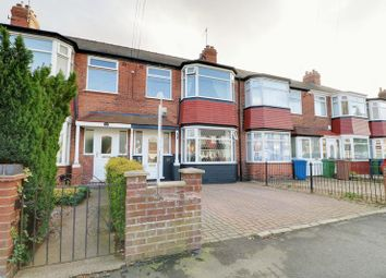 Thumbnail 3 bedroom terraced house for sale in Cottesmore Road, Hessle