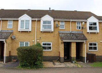 Thumbnail 2 bed terraced house to rent in Bishops Road, Bedford